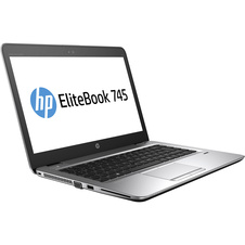 "Tenký notebook - HP EliteBook 745 G4 - Trieda ""B"""
