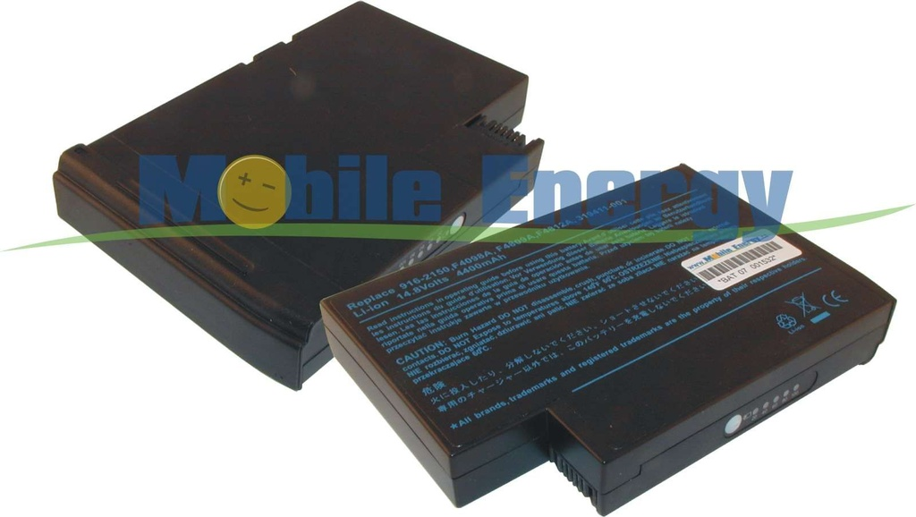 Main Battery Pack 8 Cell - Li-Ion
